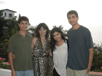 karen kaplan and family