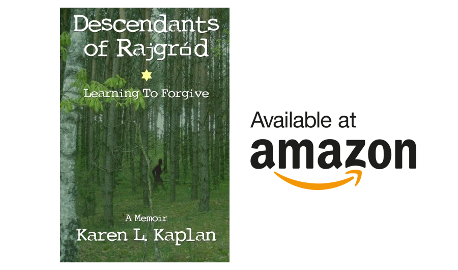 Descendants of Rajgrod - Buy book